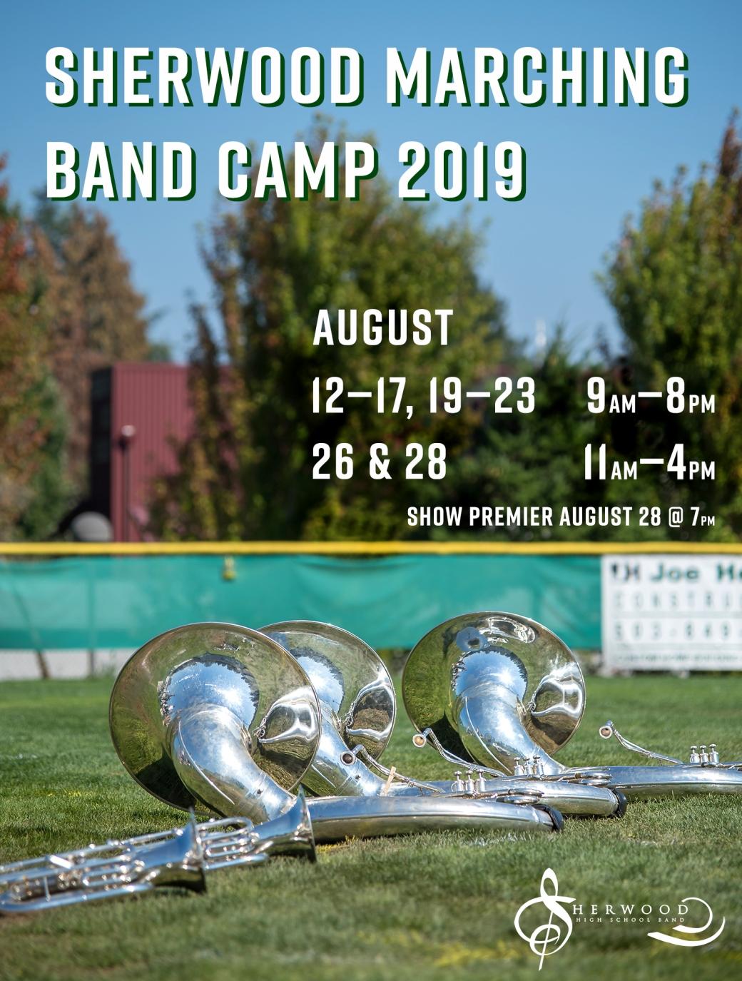 2019 camp announcement
